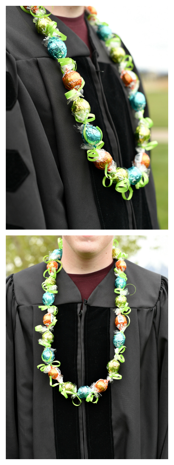 Candy Lei Tutorial