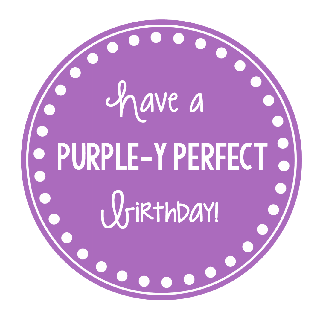 Purple Gift Idea – Fun-Squared