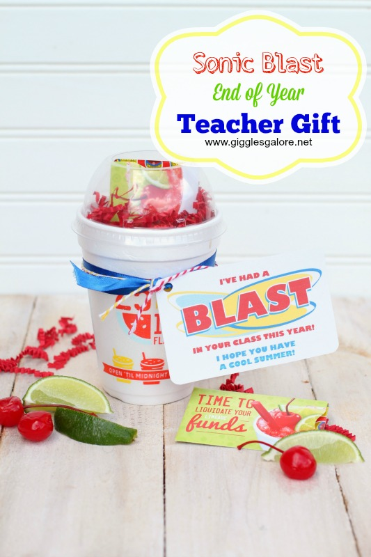 Presents for Teachers