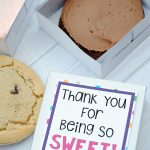 """Sweet"" Thank You Gift Idea"