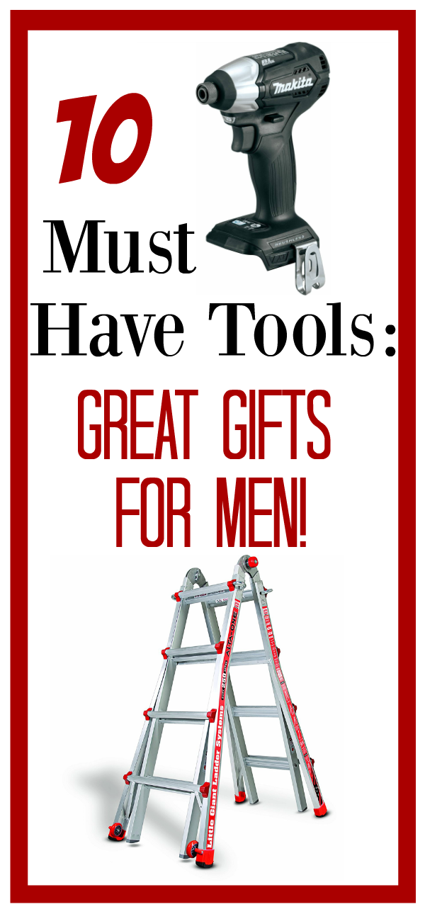 tools great gifts  men fun squared