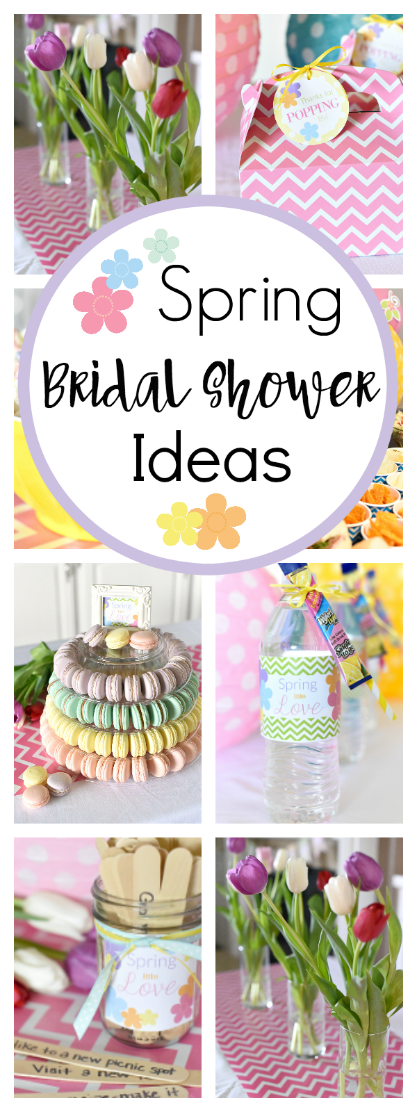 Spring Into Love Bridal Shower Party