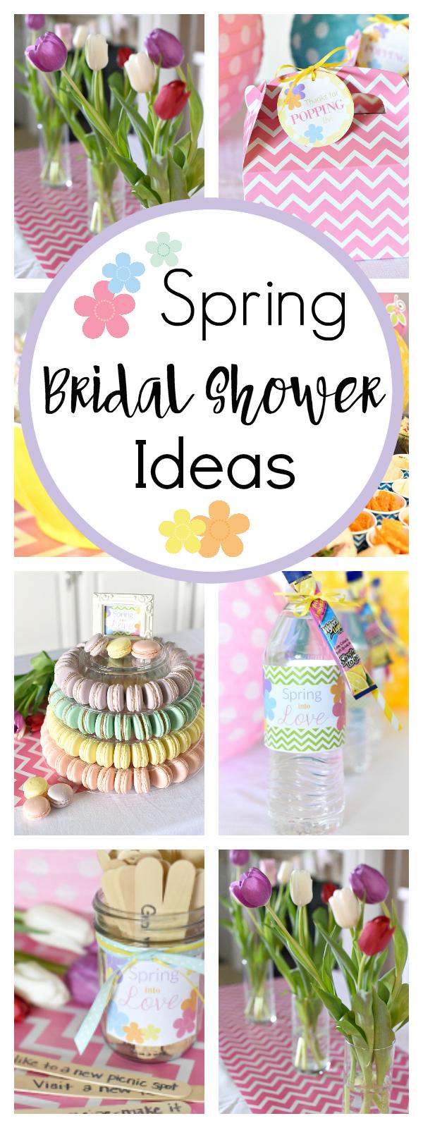 Bridal Shower Ideas-Game, Favors, Invitations
