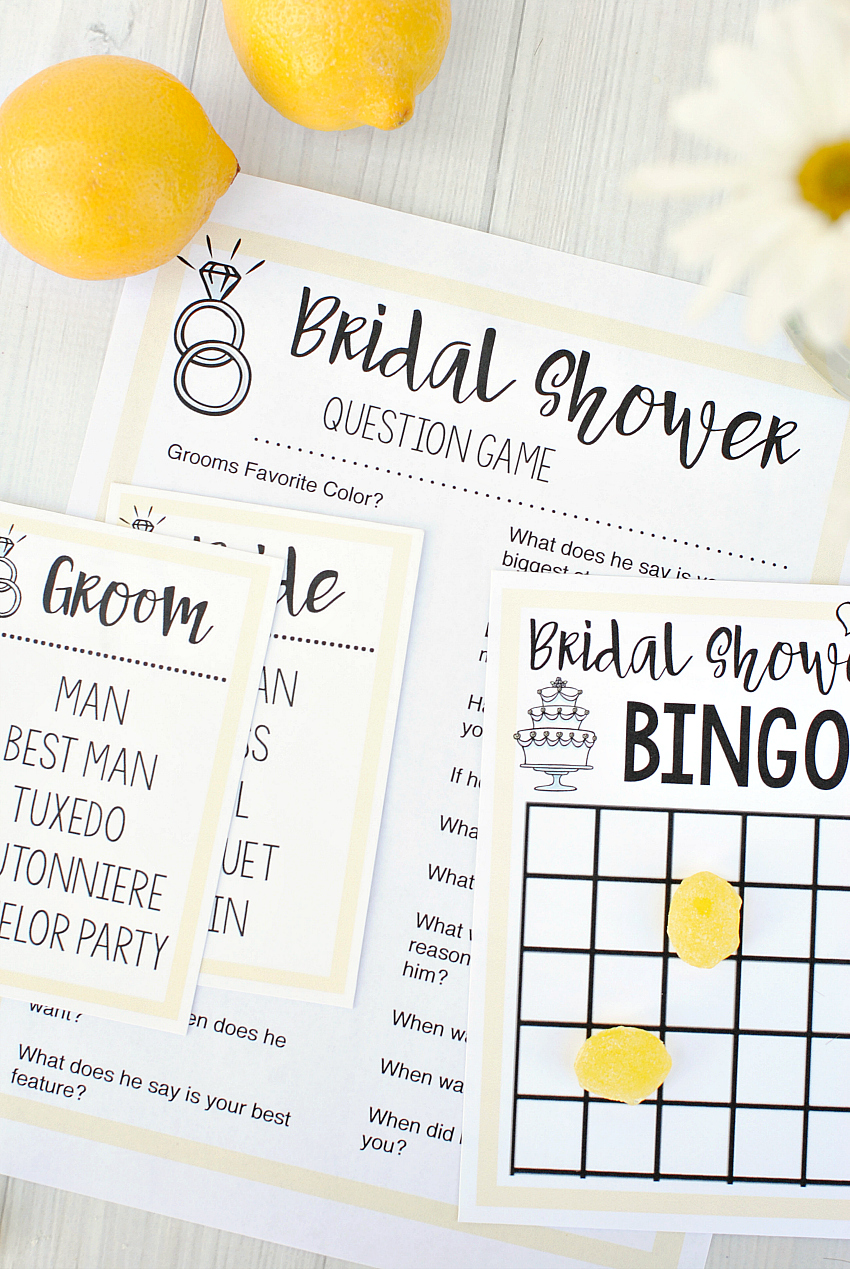 fun bridal shower games  u2013 fun