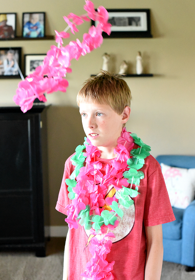 Luau Party Games