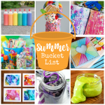 Summer Bucket List-Fun Summer Ideas for Kids