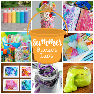 Summer Bucket List Ideas-Fun Summer Activities for Kids
