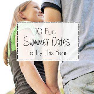 Fun Summer Date Ideas