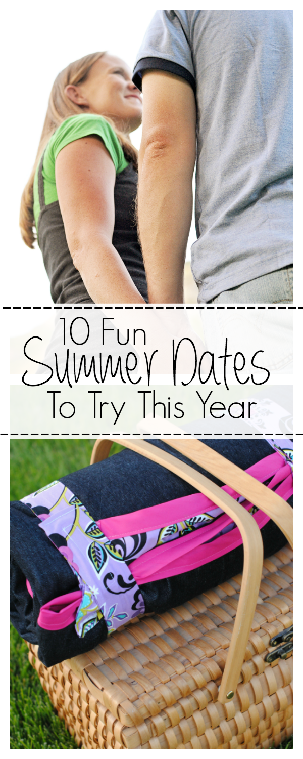 Fun Summer Date Ideas to Try this Year
