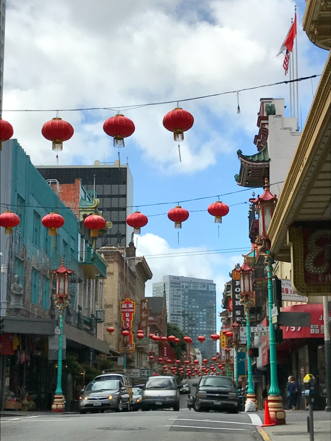 What to Expect in Chinatown San Francisco