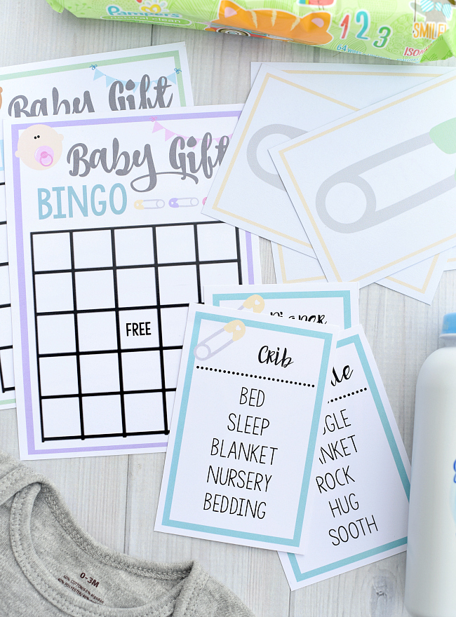 Fun Baby Shower Game Ideas