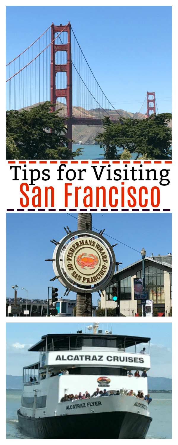 Tips for visiting san francisco fun squared - San francisco tourist information office ...