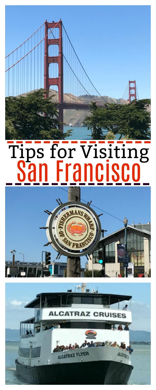 Tips for Visiting San Francisco
