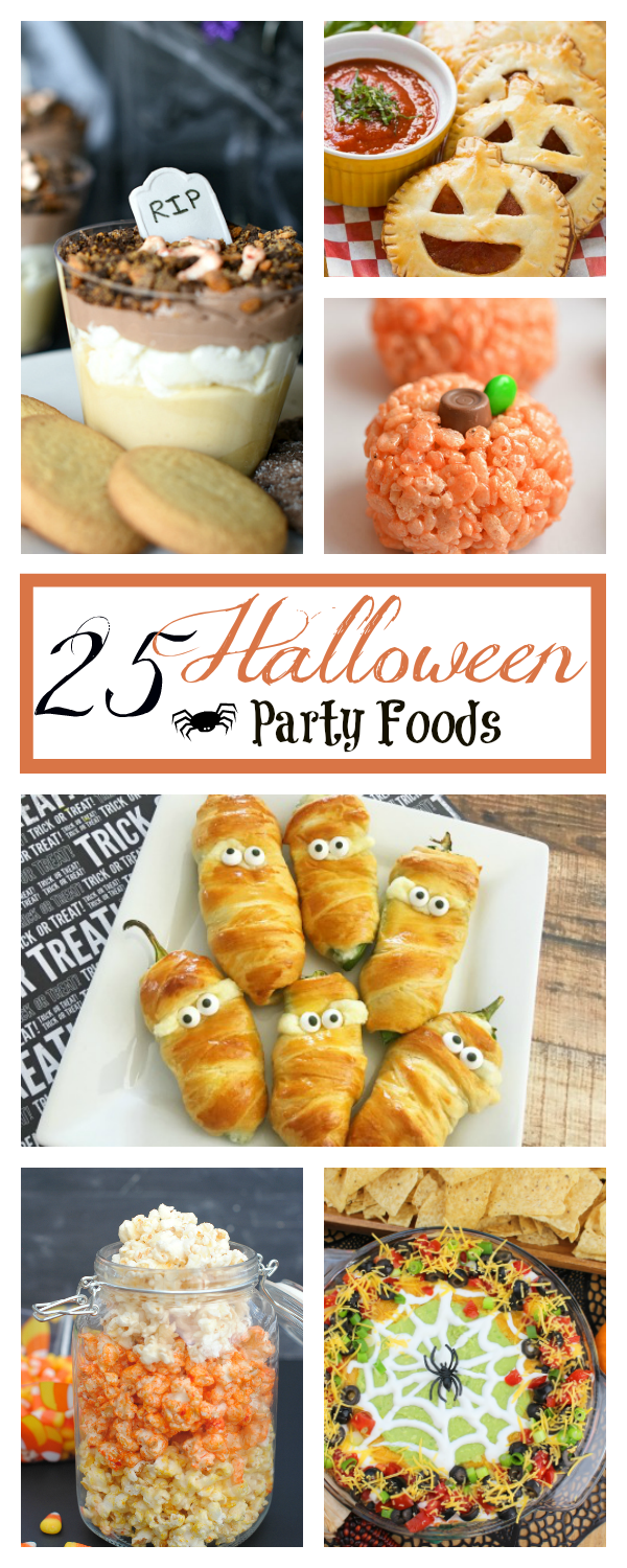 Fun and Easy Halloween Food Ideas