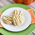 Cake Mix Pumpkin Cookies
