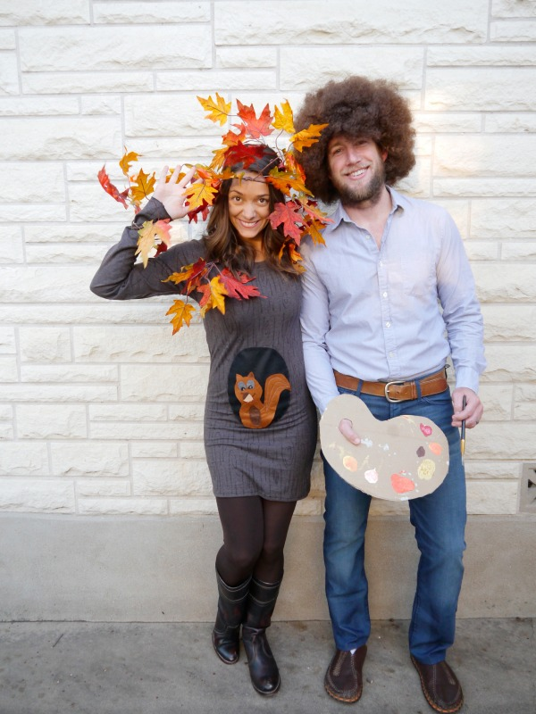 Funny Couples Halloween Costume
