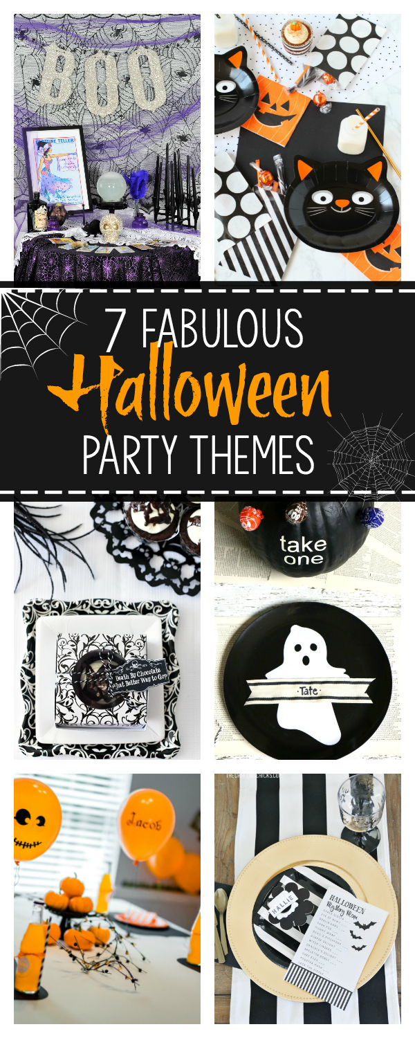 Halloween Party Theme Ideas