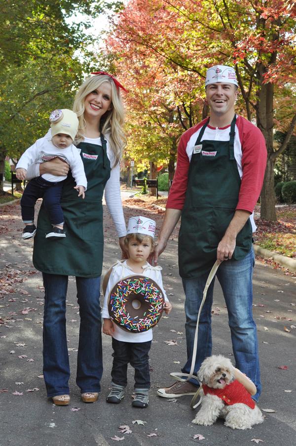 Krispy Kreme Costume