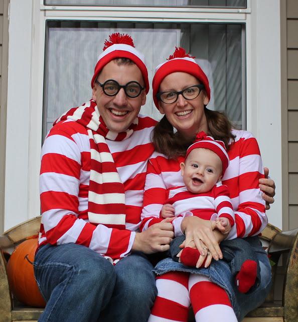 Krispy Kreme Family Costume