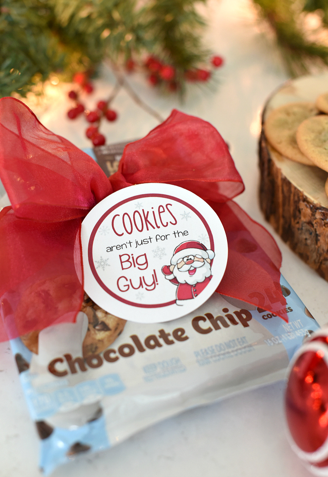 christmas neighbor gift ideas cookies - Christmas Cookie Gift Ideas