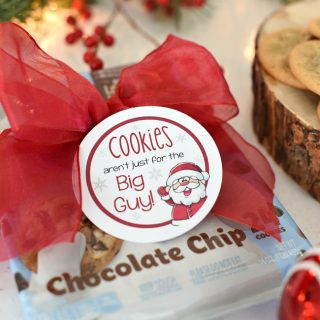 Simple Cookie Gifts for Neighbors & Friends