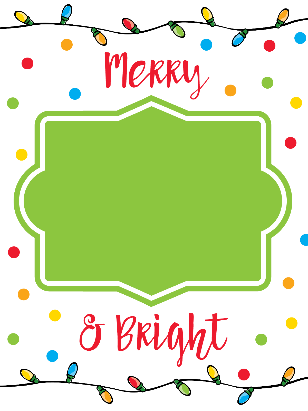 Printable Christmas Gift Card Holders – FunSquared
