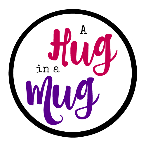A Hug in a Mug Tag