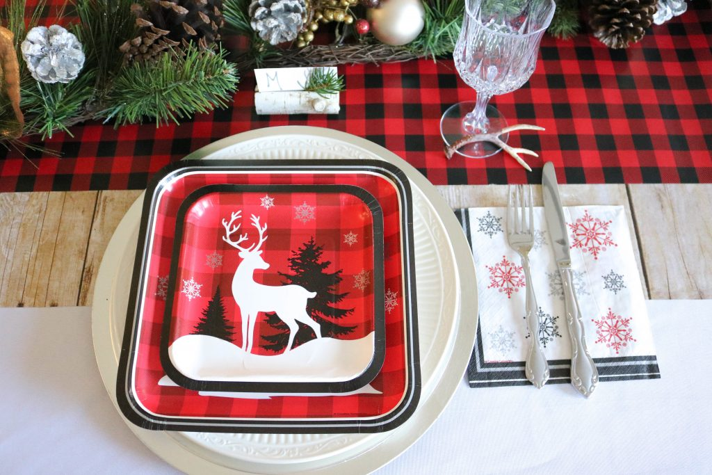 Christmas Ideas For Dinner Party Part - 37: Cozy Christmas Dinner Party Ideas