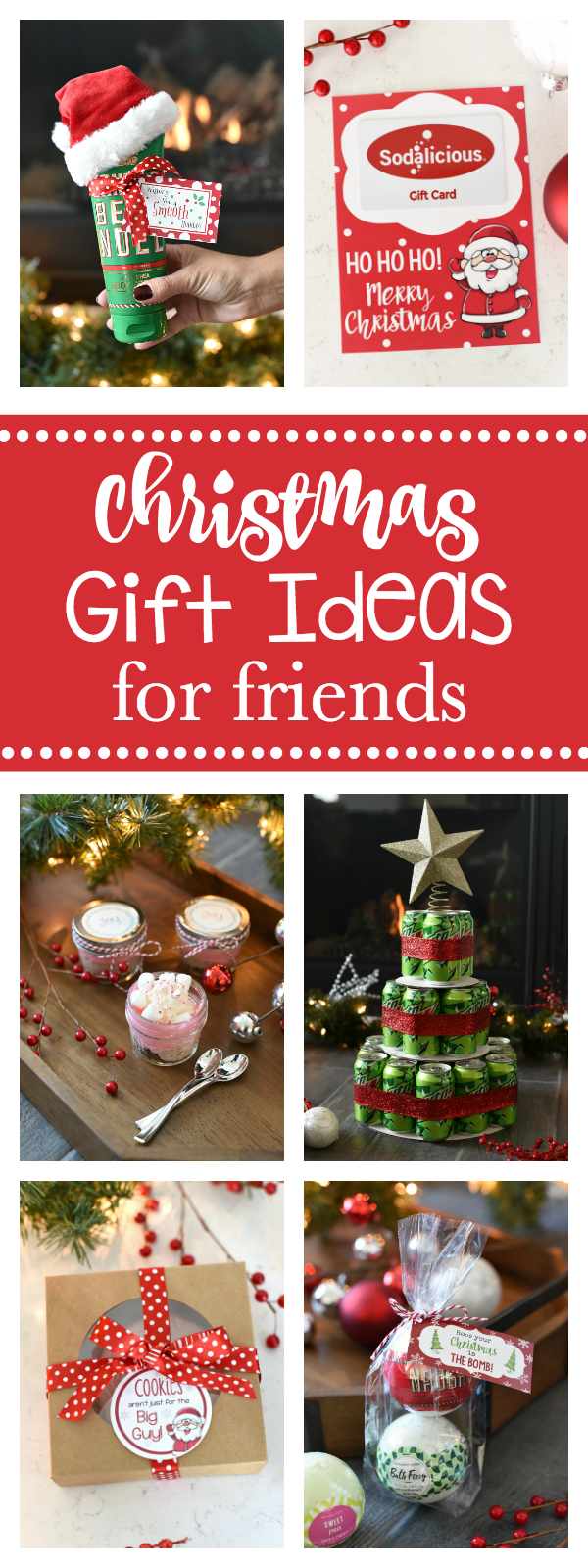 Great Gift Ideas for your Best Girlfriends or BFFs this Christmas