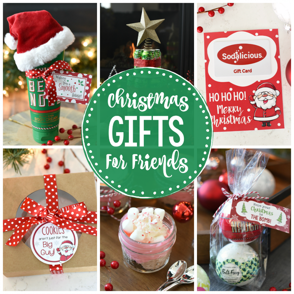 Good Gifts for Friends at Christmas – Fun-Squared