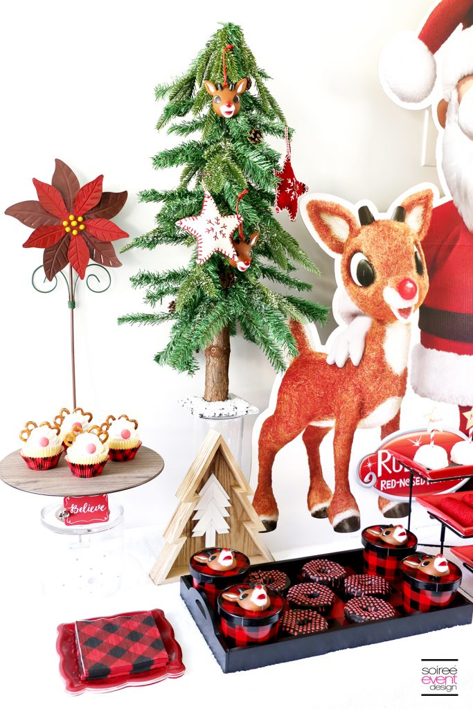 Rudolph Christmas Party Ideas