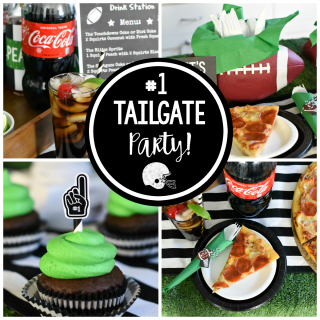 Tailgate Party: Fun Football Themed Party