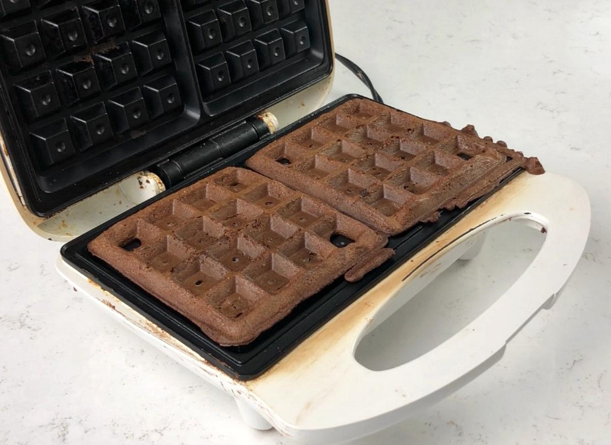 Dessert Waffles Recipe