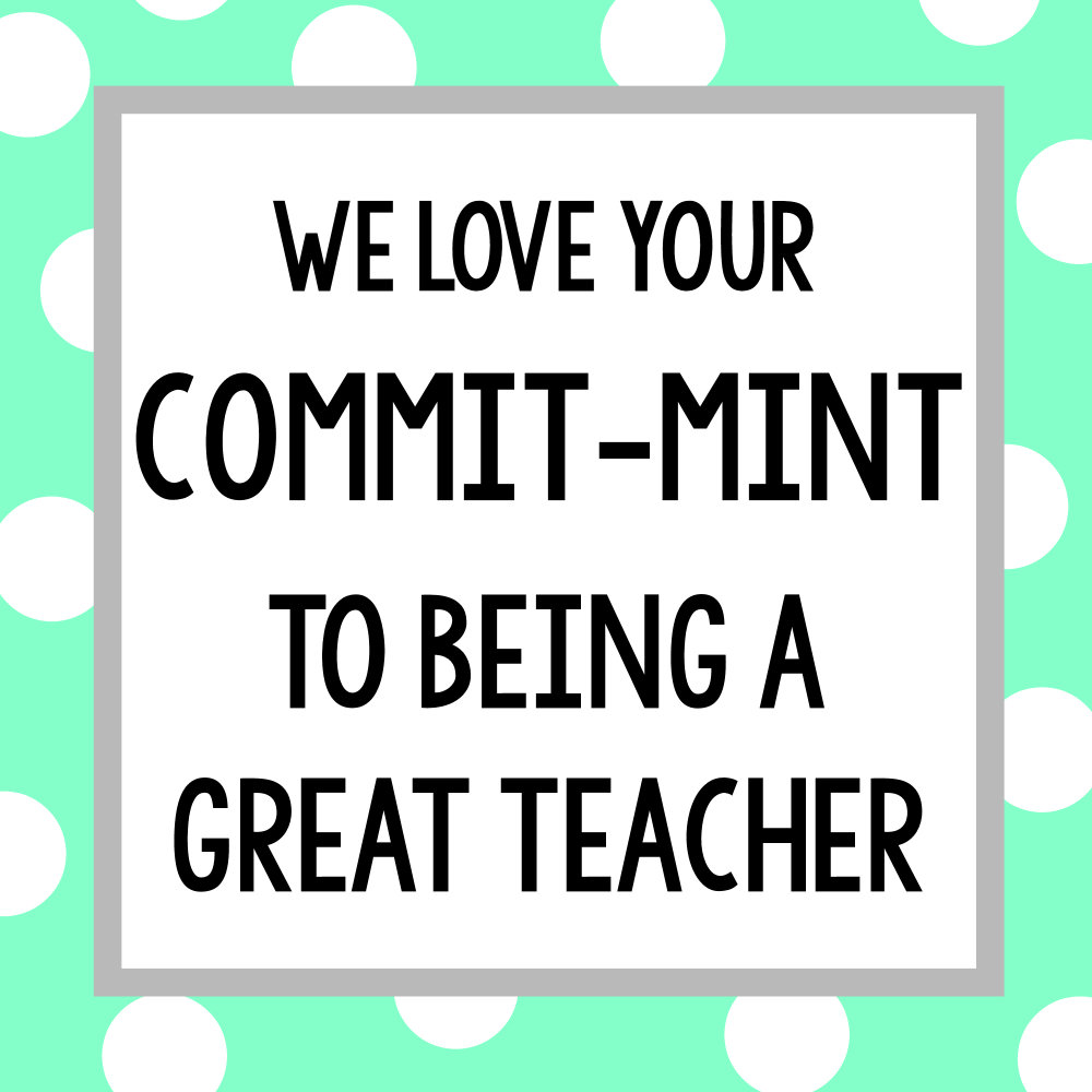 Teacher Appreciation Gifts-Candy Bar Gift Tags – Fun-Squared