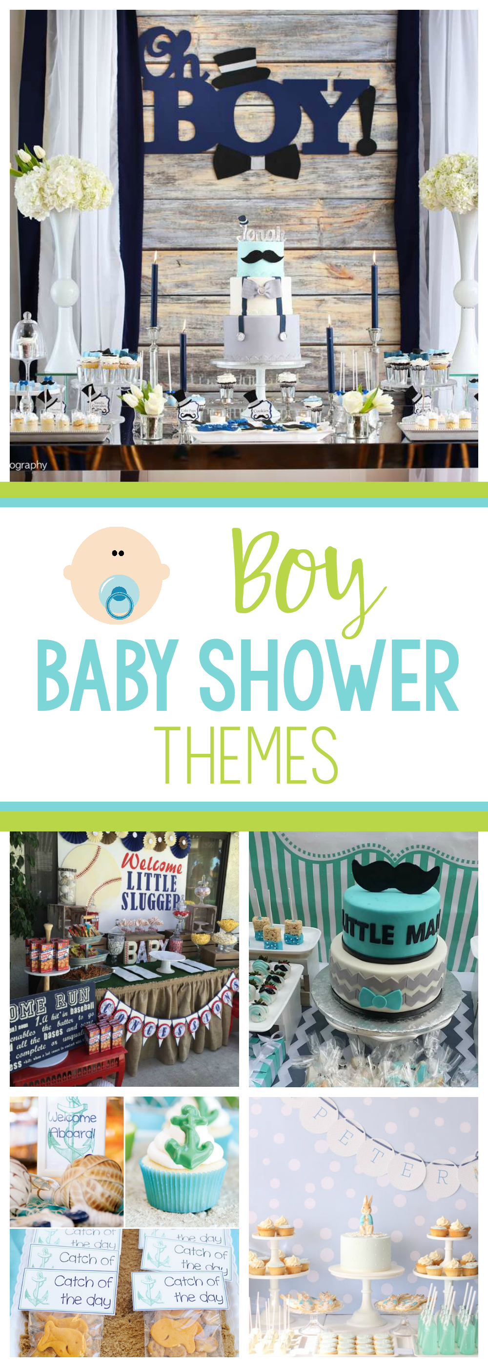 Baby Boy Shower Themes And Ideas These Are Fun To