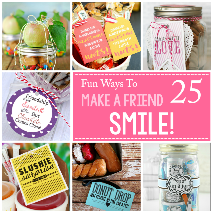 Cute gifts for friends for any occasion fun squared for A perfect gift for a friend