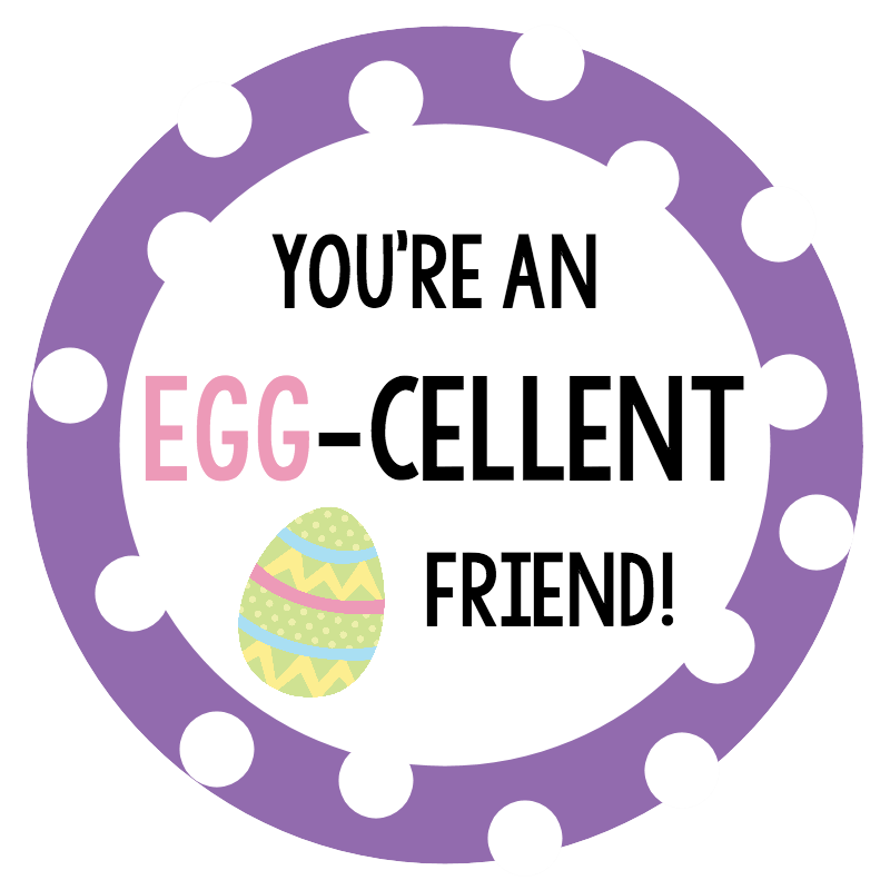 Cute easter gift ideas egg cellent gift basket fun squared heres a cute version for a teacher too a fun little easter gift for teachers negle Gallery