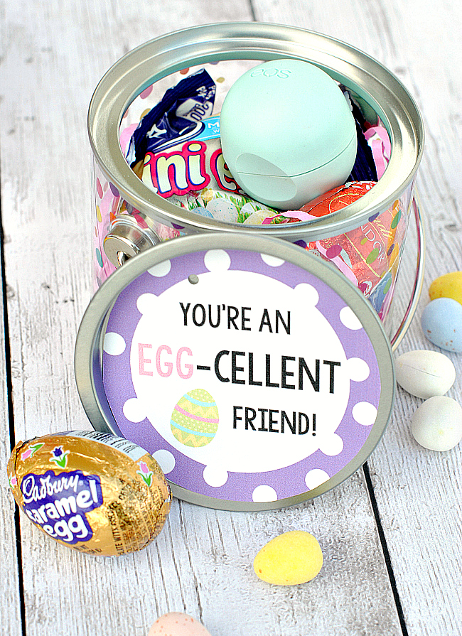 Cute easter gift ideas egg cellent gift basket fun squared cute easter gift ideas negle Images