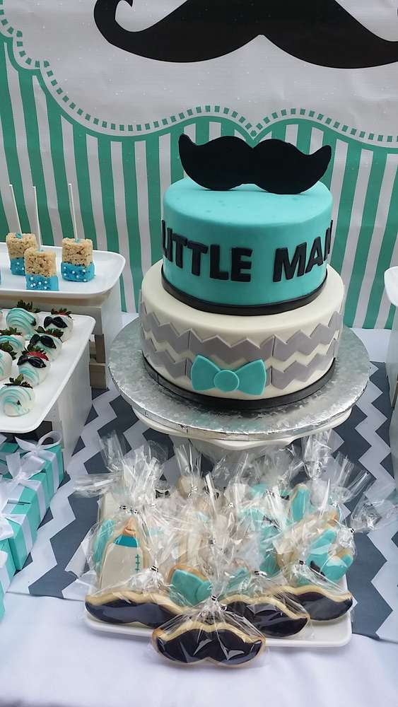 Boy Themed Baby Shower Ideas