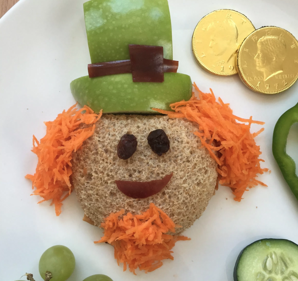 St. Patrick's Day Lunch Ideas