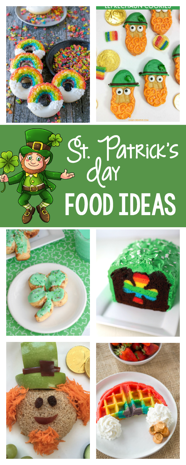 Fun St. Patrick's Day Food Ideas