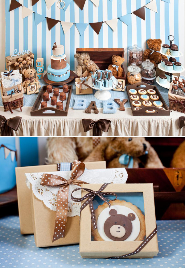 Boys Baby Shower