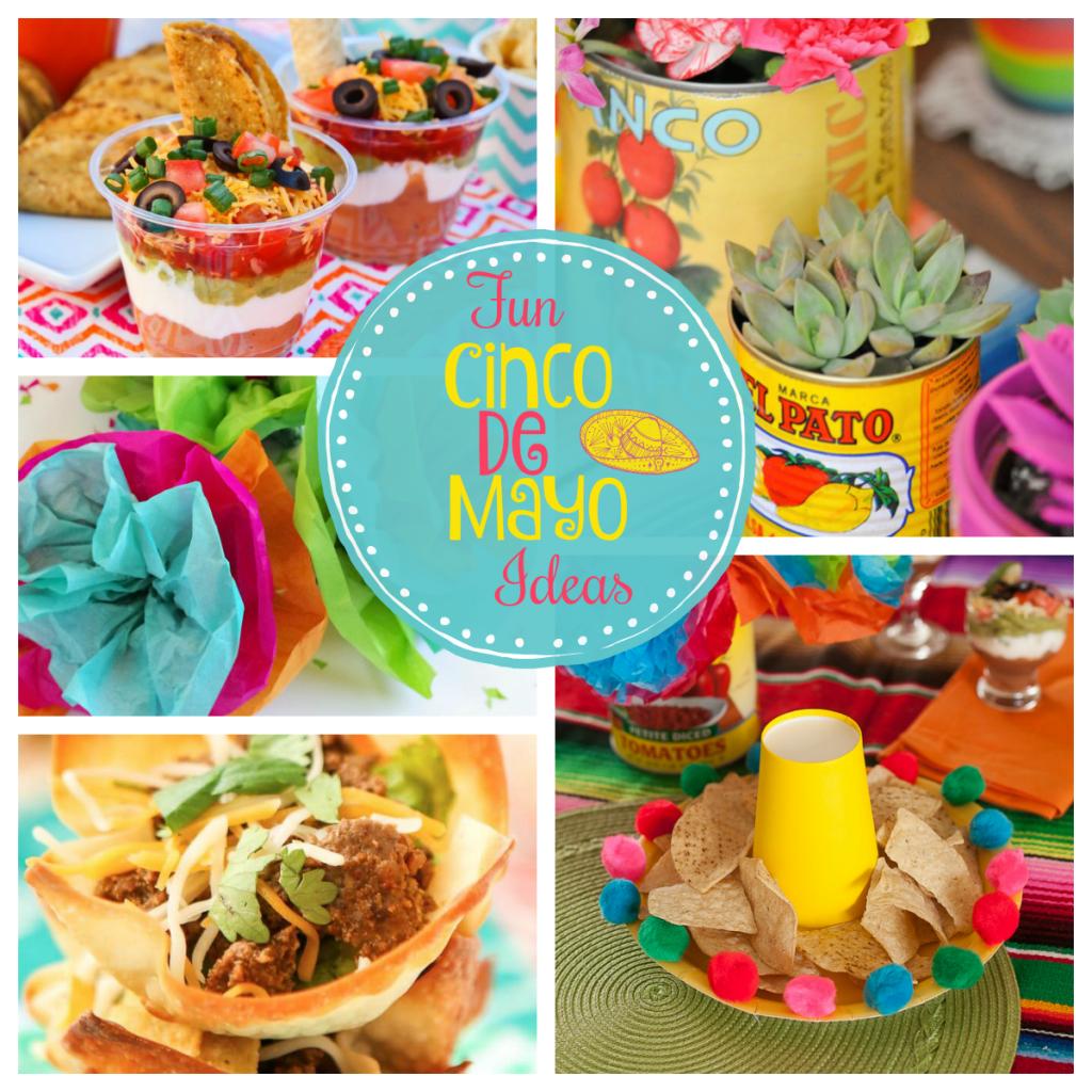 Mexican Themed Party Ideas For Cinco De Mayo