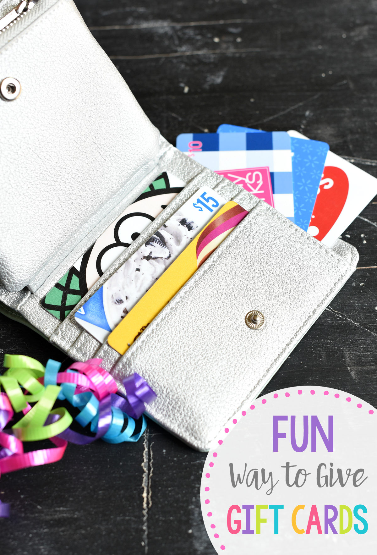 Creative Gift Card Holder Ideas-Gift Card Wallet