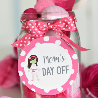 Mother's Day Gift: Spa in a Jar