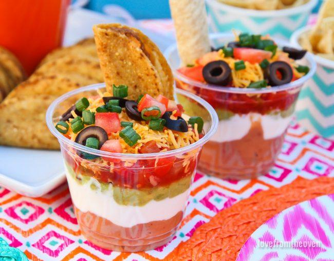 Cinco de Mayo party foods