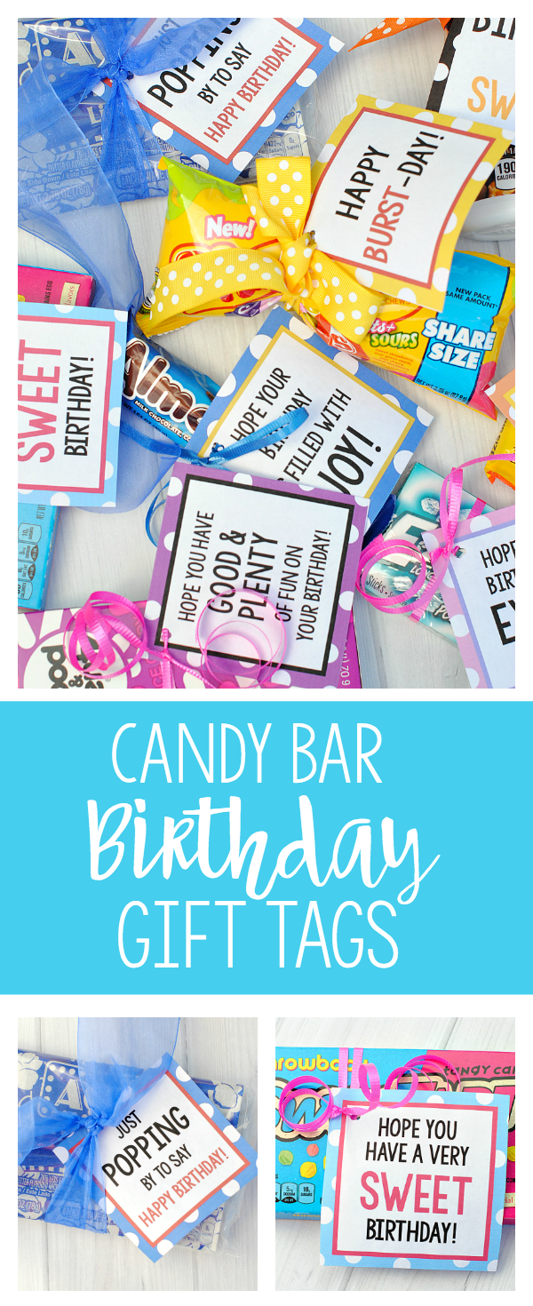 Candy Bar Sayings For Cute Gifts Birthdays All You Need To Do Is