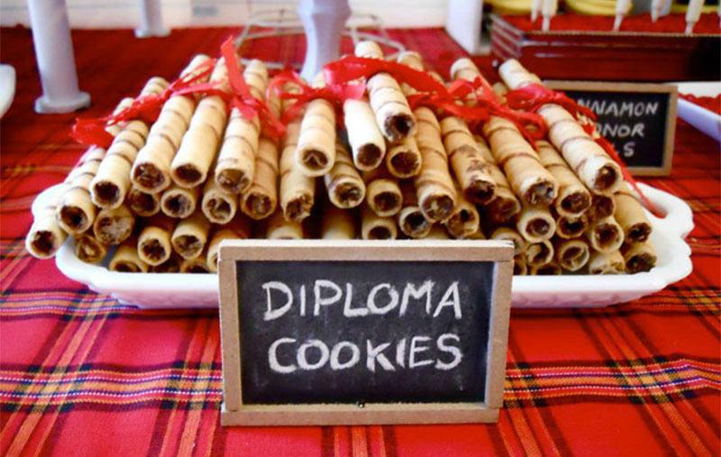 Graduation Food Idea