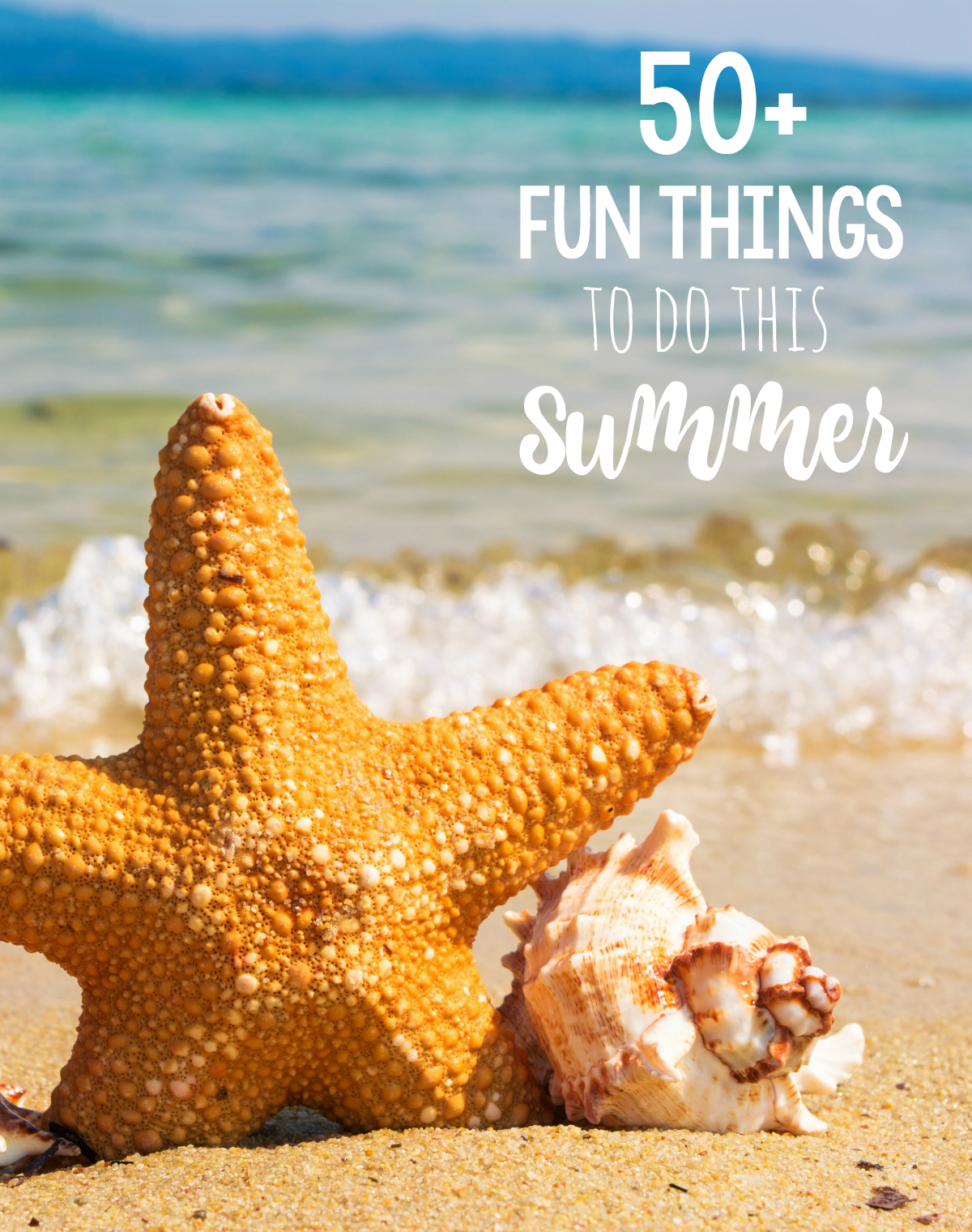 Fun Summer Activities for Kids-Try these 50+ Bucket List Ideas with Your Kids This Summer! All kinds of great ideas for summer fun! #summer #kids #summerfun #summeractivities #kidsactivities #summerfunforkids
