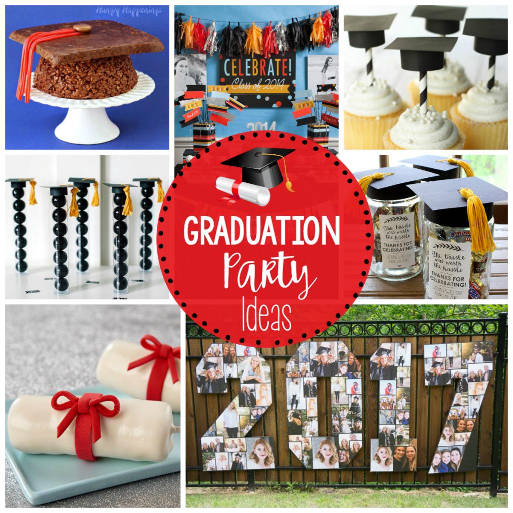 25 Fun Graduation Party Ideas